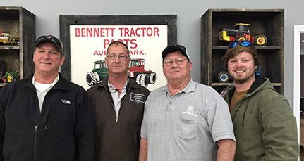 Home || Bennett Tractor Parts Inc || Aubrey, AR